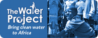 Bring Clean Water to Africa - TheWaterProject.org