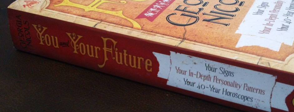 You and Your Future - by Georgia Nicols